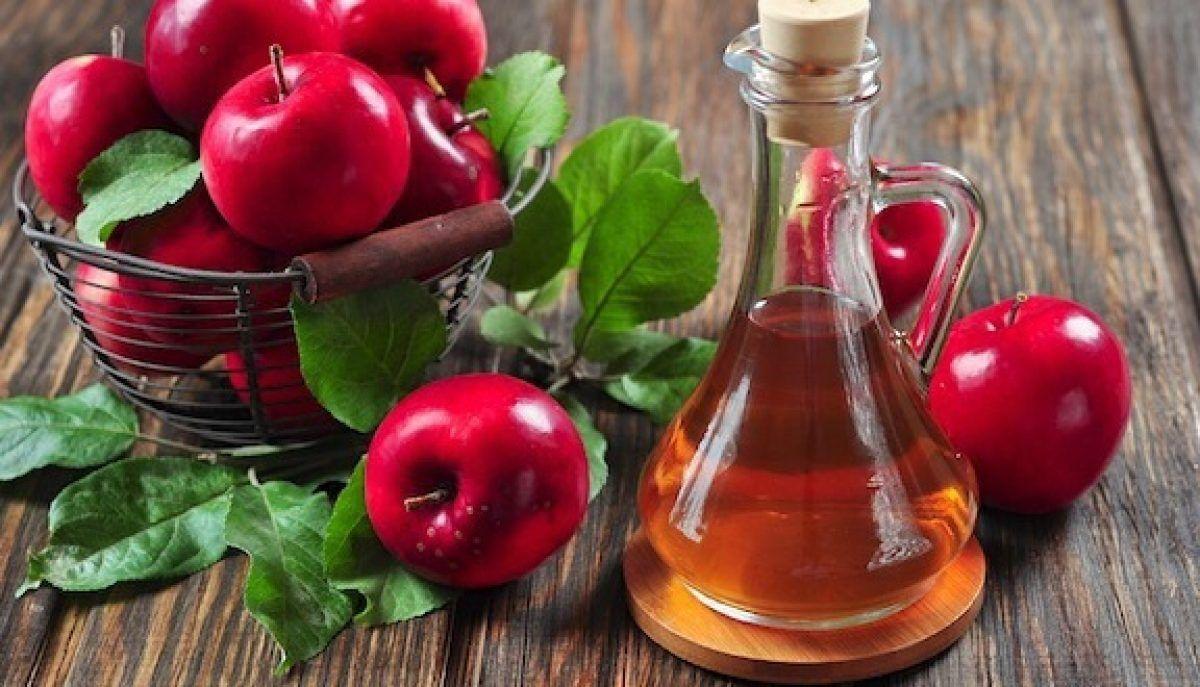 oțet de mere pentru rețeta varicoasă)