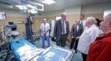O nouă sală de operaţii cu dotări de ultimă generaţie deschisă  la Spitalul Universitar de Urgenţă Bucureşti