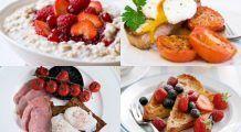 Alimente pentru energie de consumat dimineata si pe parcursul zilei