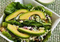 Puteți adăuga avocado în salate