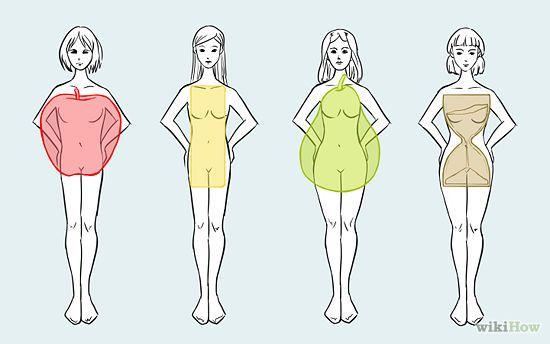Pară, măr sau clepsidră? Slăbește eficient în funcție de forma corpului tău
