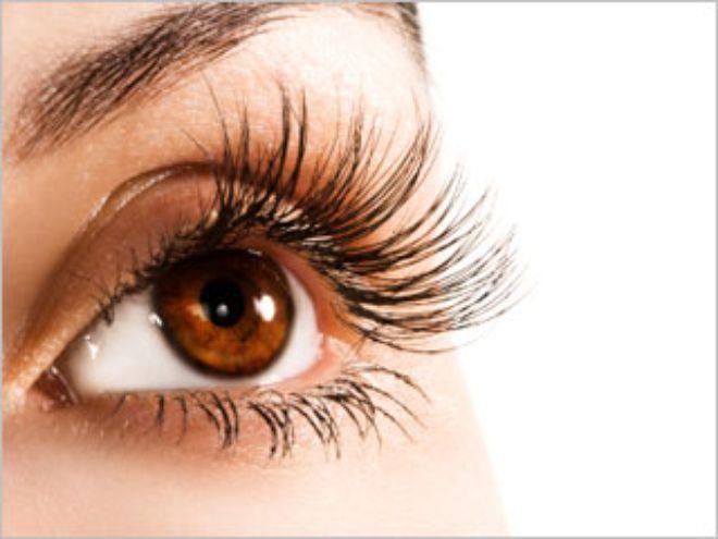Cum sunt afectați ochii de lungimea genelor?
