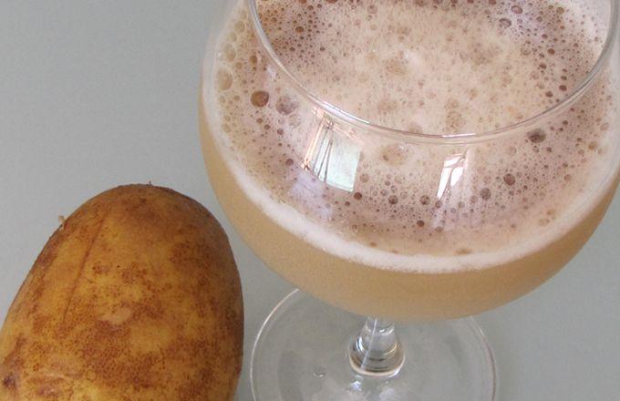 Sucul de cartofi, cel mai bun medicament natural pentru bolile de stomac