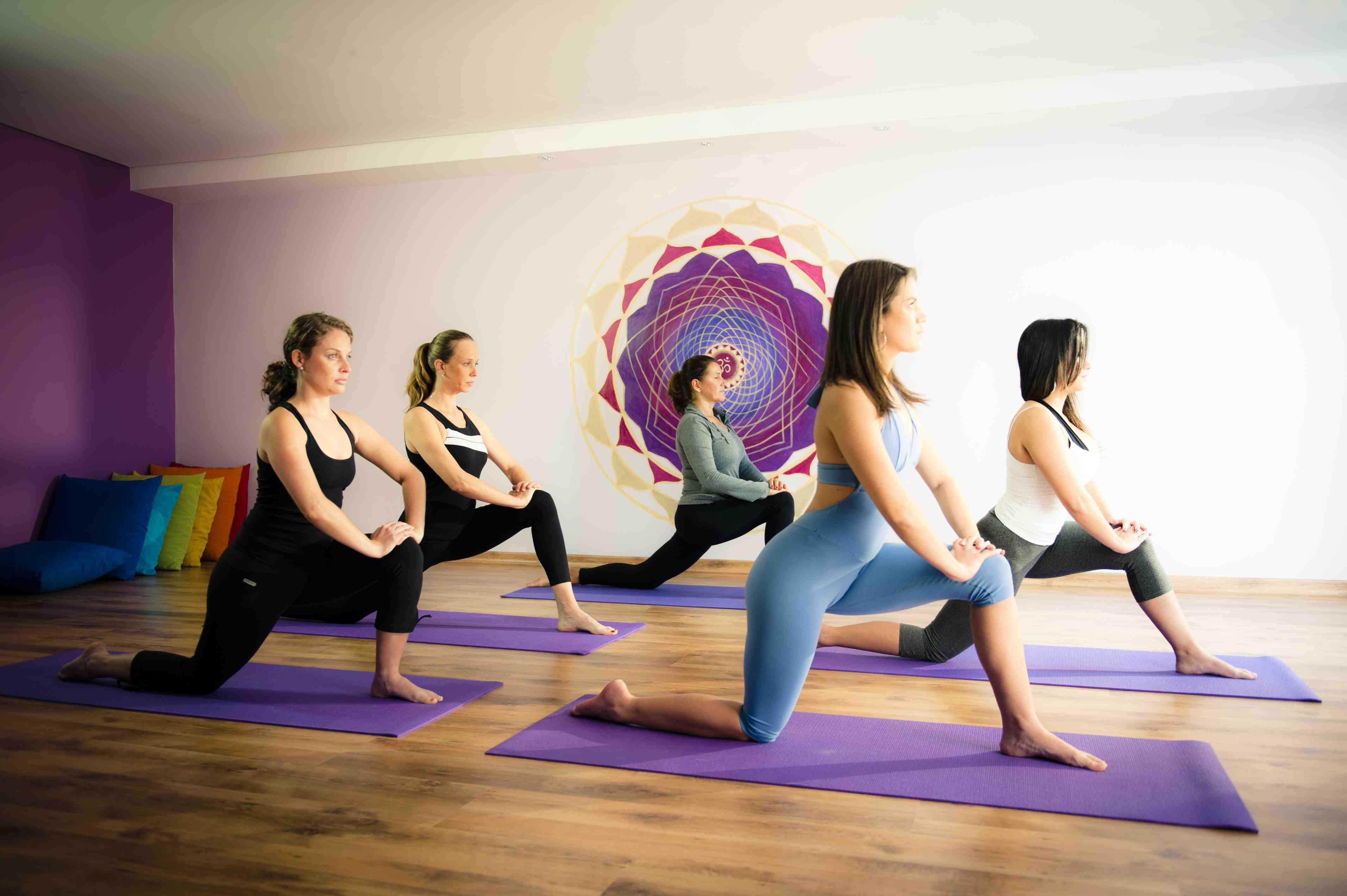 Yoga - trend în 2015