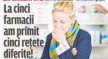 Unde mergi dacă ai gripă: la farmacie sau la medicul de familie?