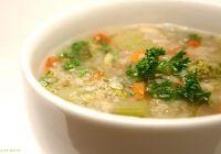 Dieta cu supa. Asa slabesc vedetele