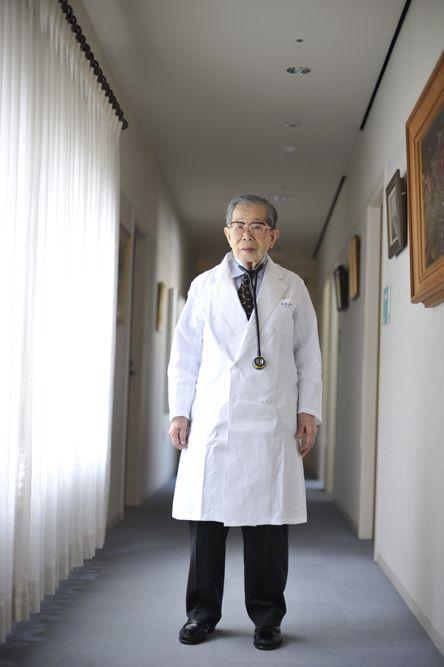 Hinohara Shigeaki este cel mai longeviv medic