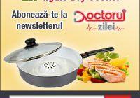 Concurs abonare newsletter Doctorulzilei.ro