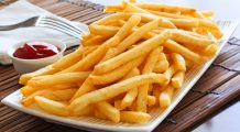 VIDEO Reteta cartofi prajiti fara ulei. Cum sa faci sa iasa cei mai buni