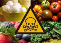 Fructele și legumele care conțin cele mai multe pesticide