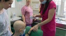 I.C. Fundeni. Grijă deosebită față de pacientul de la Stat