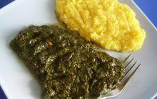 Mâncare de ștevie cu mămăligă (bucataras.ro)