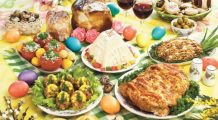 """Sfatul nutriționiștilor la masa de Paște: """" Carnea de miel  în exces poate duce la pancreatită acută, un pericol mortal"""""""