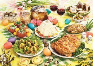 Sfatul nutriționistilor la masa de Paste:  Carnea de miel  in exces poate duce la pancreatita acuta, un pericol mortal