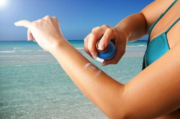 Mituri despre crema pentru protecție solară