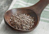 """Cura cu semințe de in """"topește"""" kilogramele și combate constipația"""