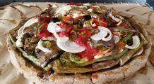 Rețetă de pizza sănătoasă: nu conține carne și nu îngrașă