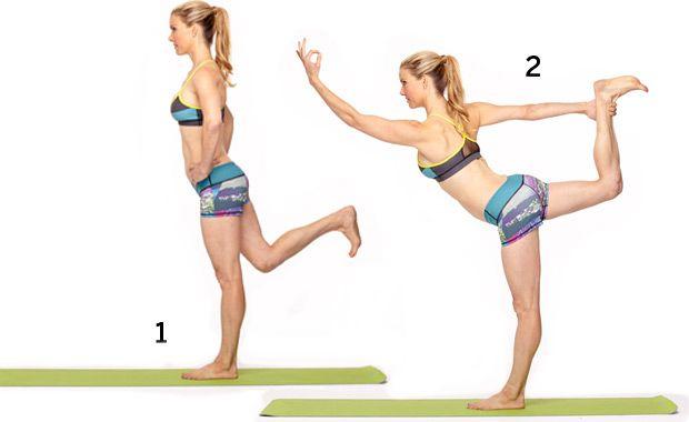 Fă exercițiul acesta de yoga zilnic și nu vei mai avea celulită niciodată