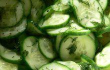 Dieta de trei zile cu castraveți. Elimină retenția de apă și toxinele din organism