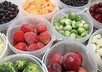 Cum se congelează corect fructele și legumele pentru iarnă ca să rămână la fel de gustoase și pline de vitamine