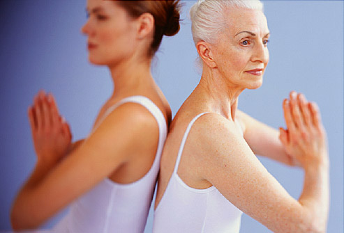Cum ți se schimbă corpul pe măsură ce îmbătrânești?