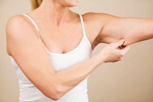 Cum scap de pielea lăsată după o slăbire rapidă în greutate
