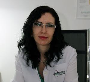 """Dr. Gabriela Constantinescu, medic primar endocrinolog: """"Mamografia efectuată constant previne riscul de deces cauzat de cancerul mamar cu mai mult de o treime"""""""