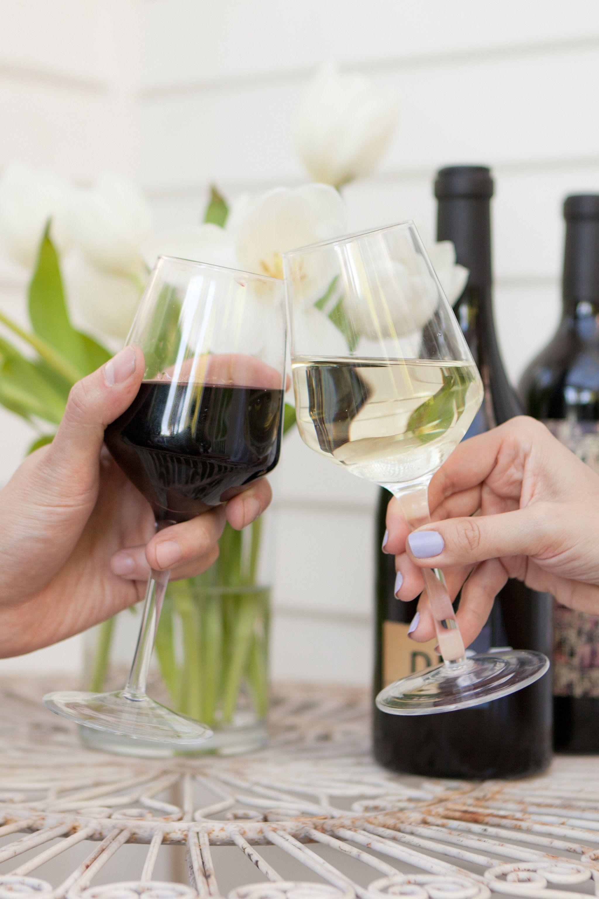 De ce trebuie să bei doar un singur pahar de vin pe zi