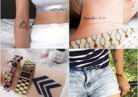 Tatuajele organice care dispar după două săptămâni