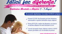 4 din 10 bărbați români ar alăpta, dacă ar putea