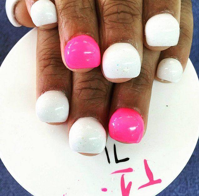 Noul trend în manichiură : bubble nails