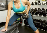 Adevăr sau mit – antrenamentele cu greutăţi te fac musculoasă?