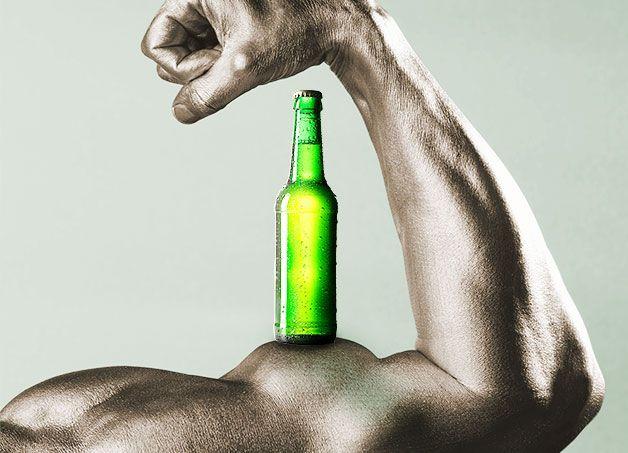 Bărbaţii se vor bucura la această veste – există berea care dezvoltă muşchii