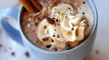 Încearcă această reţetă delicioasă de ciocolată caldă de casă pentru zilele răcoroase