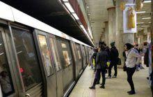 O nouă tentativă de OMOR la metrou