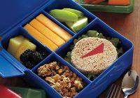 A început școala. Ce punem în pachețelul de mâncare?