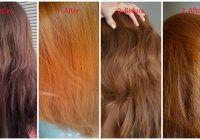 3 măști ca să îți deschizi culoarea părului natural