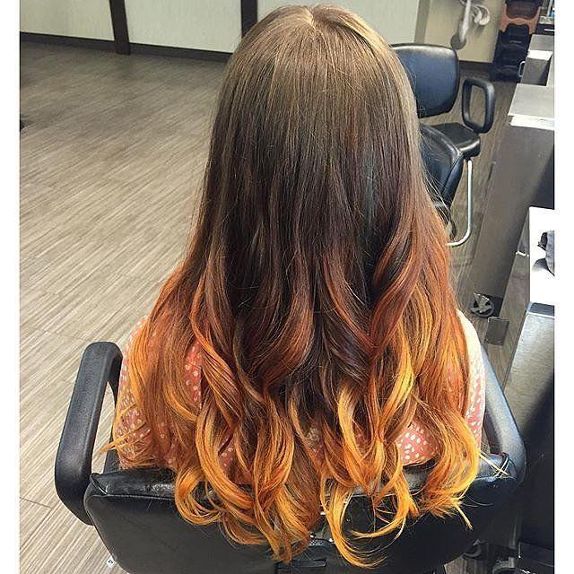 Trend alert - cum arată părul în culorile toamnei