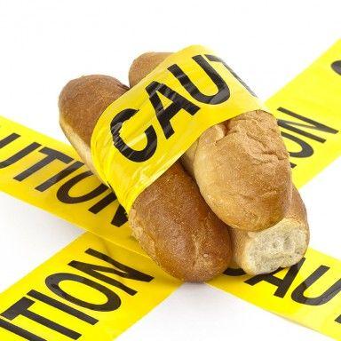 Boala care vine din pâine afectează din ce în ce mai multe persoane. Cum îți dai seama dacă o ai