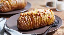 Cum prepari delicioșii cartofi acordeon
