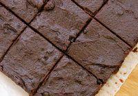 Prăjitura din două ingrediente pe bază de dovleac