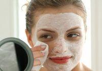 Scapi de părul facial și de coșuri cu doar două ingrediente naturale
