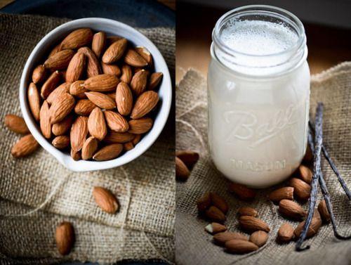 Cum prepari singură lapte de migdale la tine acasă?