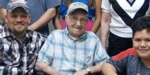 Un bărbat de 110 ani susține că a descoperit secretul longevității. E o băutură ieftină care se găsește la orice magazin