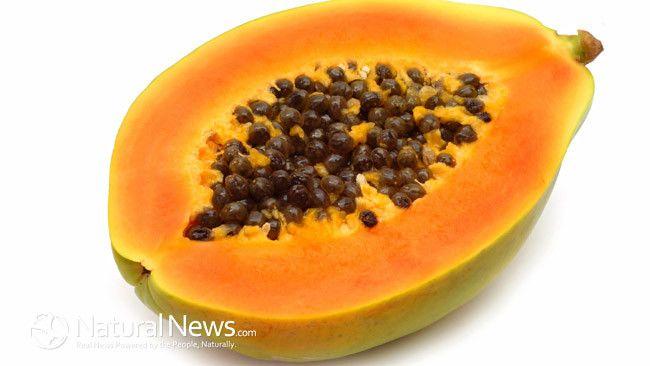 Uite câte afecțiuni poți trata cu semințe de papaya