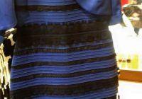 Tu ce culoare vezi rochia? Răspunsul spune multe despre creierul tău