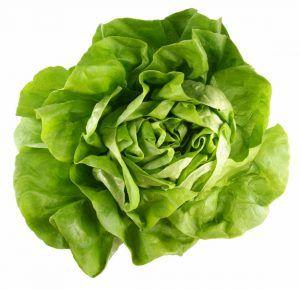 salada verde baby
