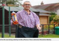 Cum a slăbit acest om 82 de kilograme eliminând un singur lucru din dietă