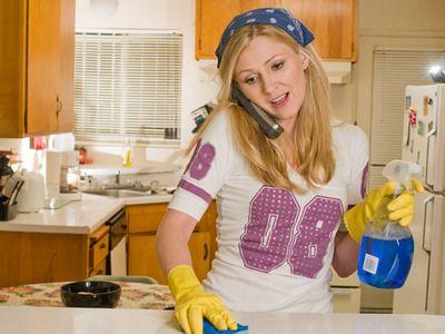 Cel mai bun amestec pentru curățarea casei – distruge toate bacteriile