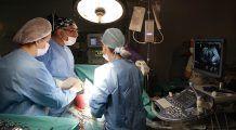 Intervenție extraordinară, în premieră națională: un bebeluș nenăscut a fost operat de spina bifida chiar în burta mamei